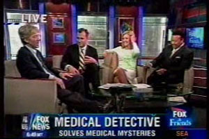 Dr Bolte on Fox and Friends